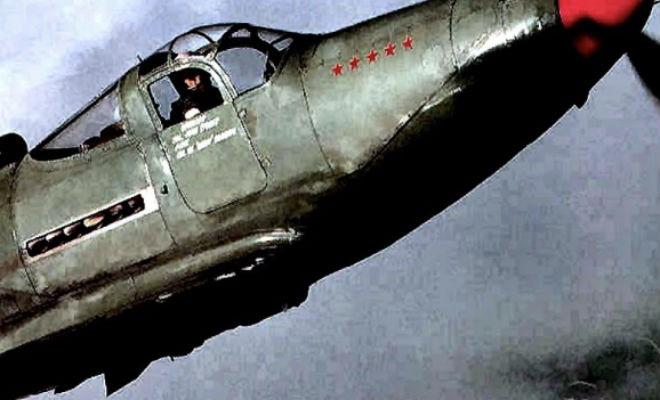 ВВС Рейха со звездами: трофейные самолеты Красной Армии