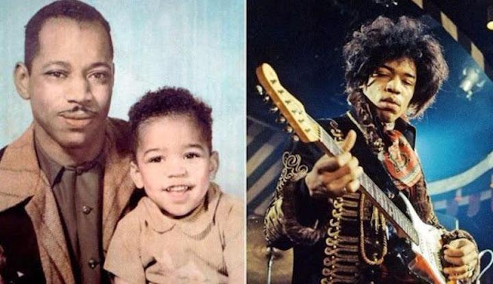 Детские фотографии культовых музыкантов: а ваш кумир был красивым ребенком?
