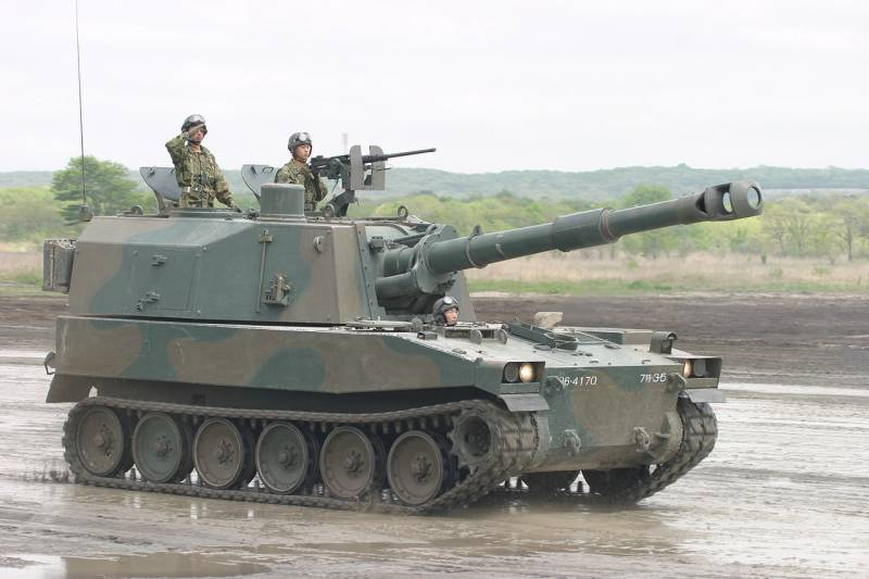 Самоходная артиллерийская ус…