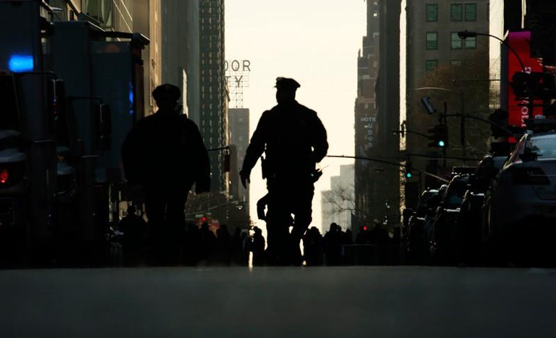 В американской полиции нашли садистов и предателей