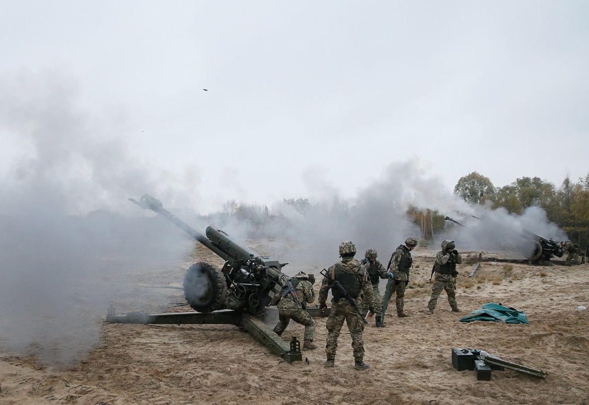 В ДНР зафиксировано более 20 обстрелов со стороны ВСУ