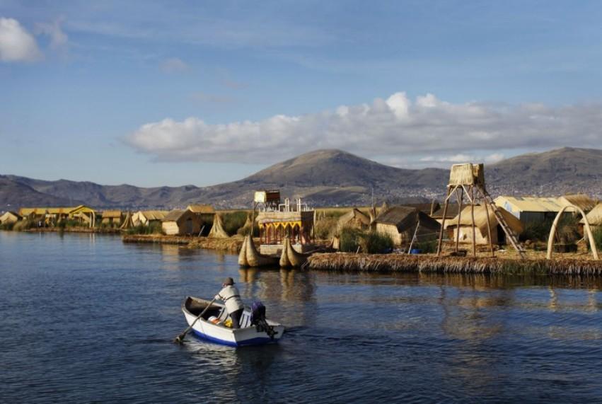 terraoko 2014111906 61 Плавающие деревни в Перу.