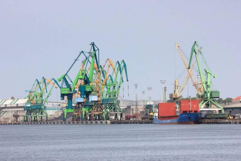 Прибалты готовы загубить Клайпедский порт ради победы над Беларусью Новости