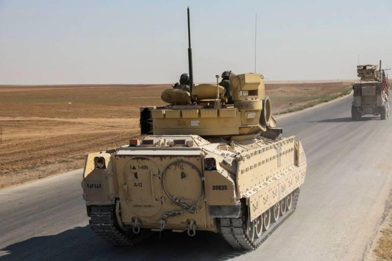 NYT Русские заставили Пентагон усилить патрули на востоке Сирии
