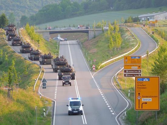 Германия готовится к войне с Россией