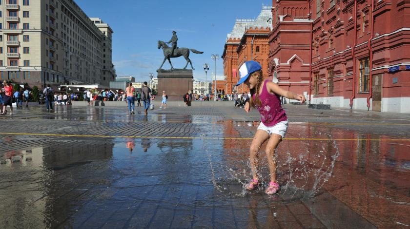 Последний теплый день: в Москву вернется жара