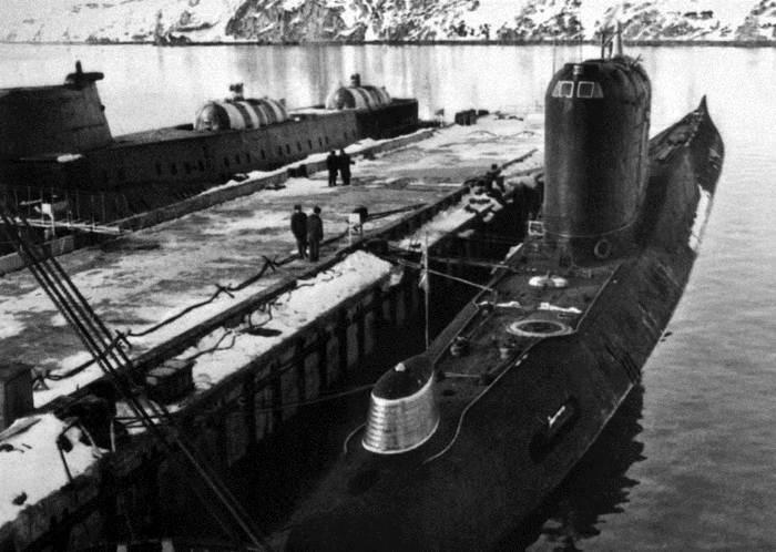 Советская «Хиросима»: три катастрофы, которые пережил экипаж подлодки К-19