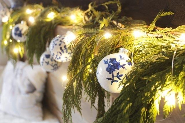 Как расписать елочные шары своими руками мастер-класс,новогодний декор