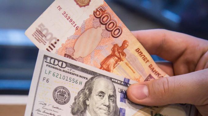 Гудбай, зеленая бумажка: дедолларизация банков РФ практически завершена.