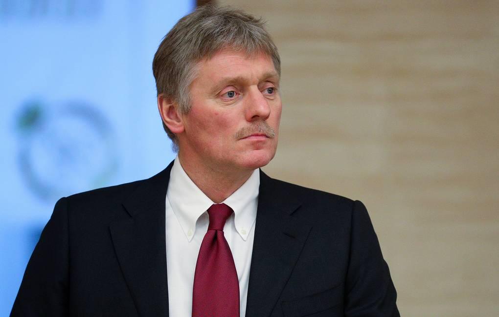 В Кремле пообещали ответить на новые санкции ЕС власть,политика,Россия,санкции