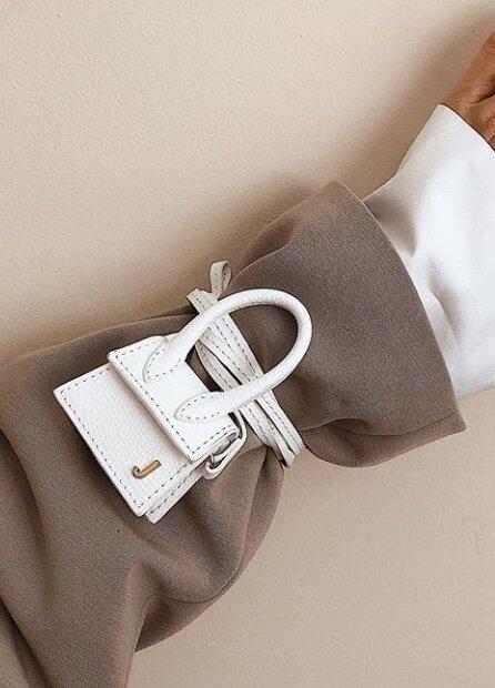 Сумки, которые будут актуальны этой весной аксессуары,мода,мода и красота,модные тенденции,сумки