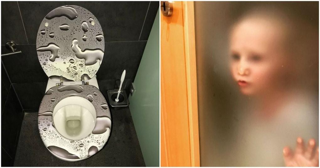 Самые странные туалеты, дизайн которых повергает в шок