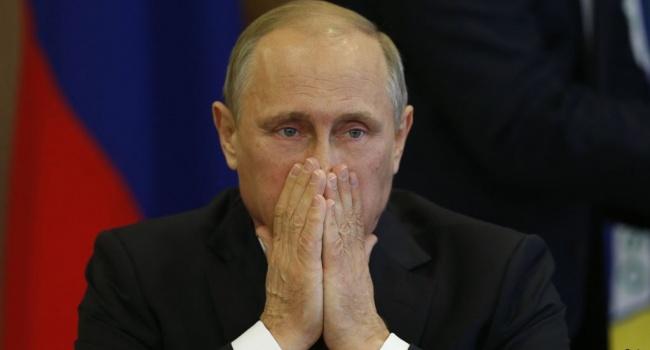 Главный грех Путина.