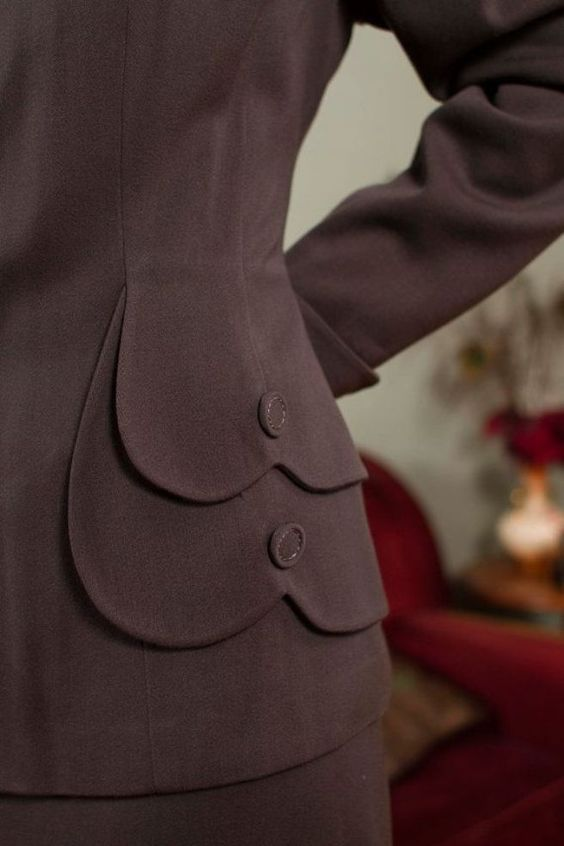 Фото необычных карманов на одежде