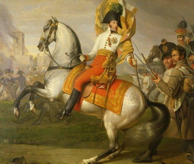 Карл-Людвиг-Иоганн Габсбург. Эрцгерцог, побеждавший Бонапарта история