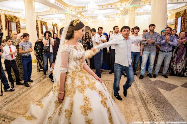 Побывал на свадьбе в Дагестане. Был поражён разницей с русской