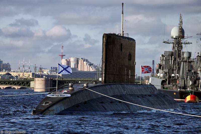 «Палтус», «Варшавянка» и «Лада». Дизель-электрические подлодки российского флота