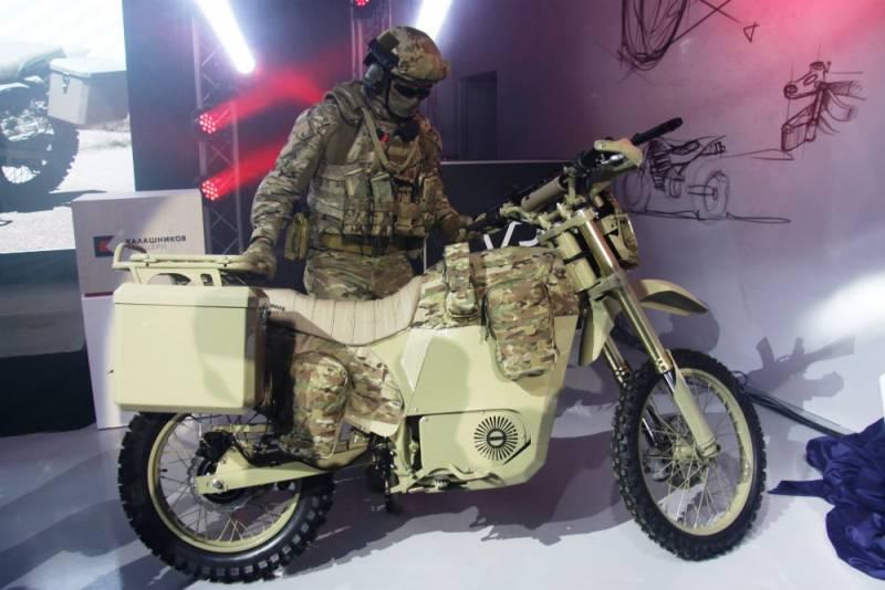 Военные мотоциклы снова входят в моду оружие