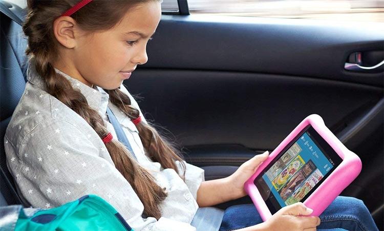"""Планшет Amazon Fire HD 10 Kids Edition с 10,1"""" экраном стоит $200"""
