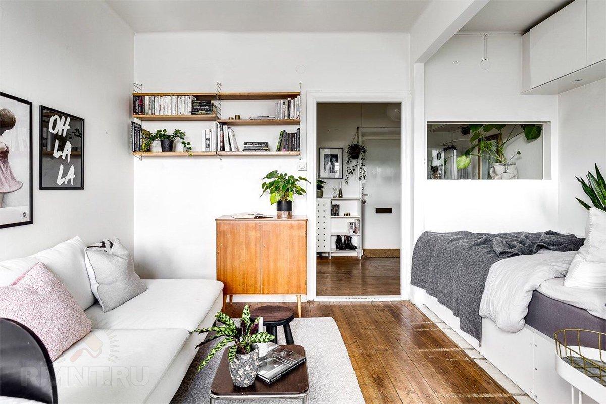 Красим стены в белый цвет — советы дизайнеров