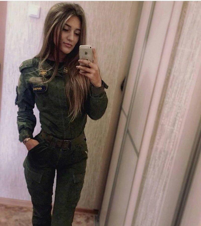 И как такую армию можно победить... армия, вооруженные силы, девушки, красота, россия, сила, форма