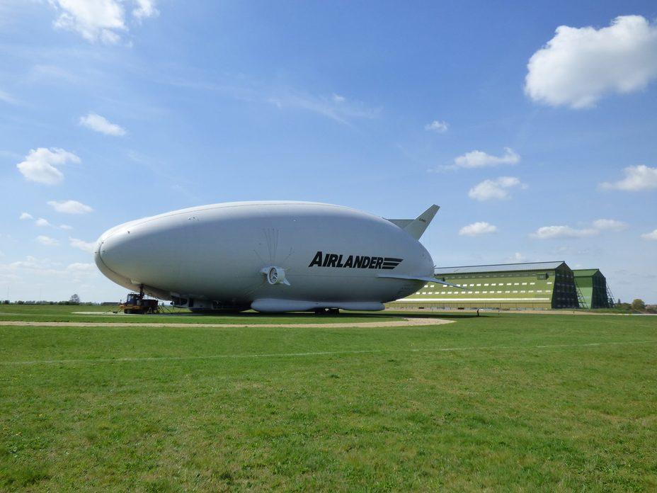 Airlander 10: снова неудача