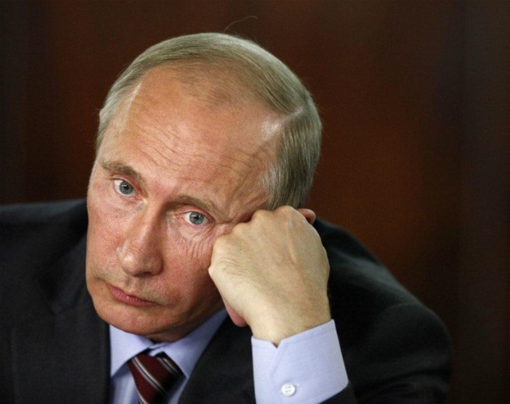 «Путинслил» никак не получается. Александр Роджерс