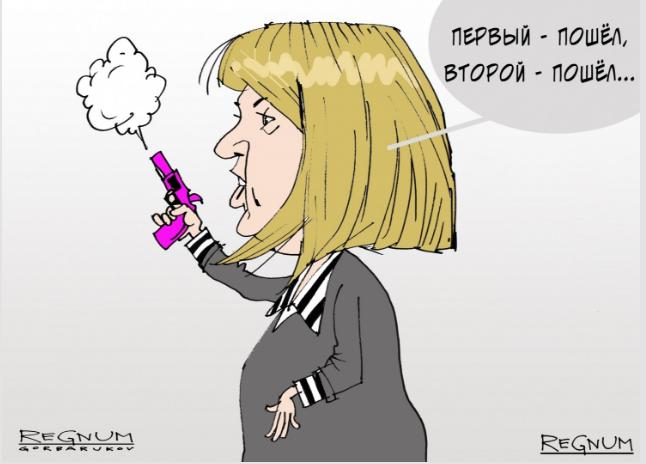 Однажды в России: выборы. Эдуард Лимонов