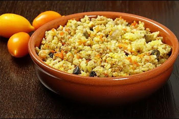 Каша из четырех круп: Вкуснейшее блюдо, попробовав которое, семья потребует добавки