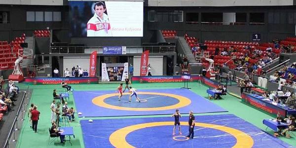 Краевые соревнования по вольной борьбе памяти Бесика Кудухова пройдут в Краснодаре