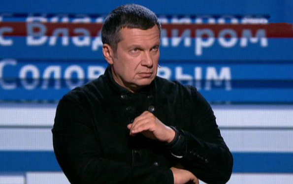 Владимир Соловьев показал, какая была Украина на самом деле до России