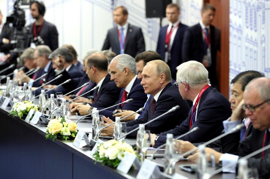 Путин объяснил про Топ-5, в …