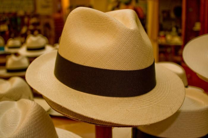6. Шляпа панама вещи, названия