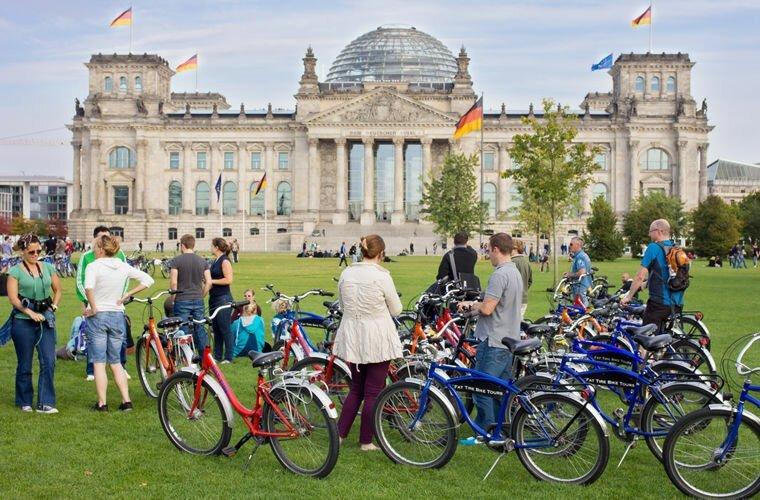 Велосипед — это серьезно германия, люди, подборка, страна, традиции, факты