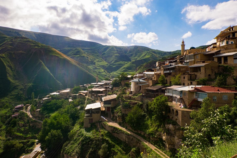 Село Согратль