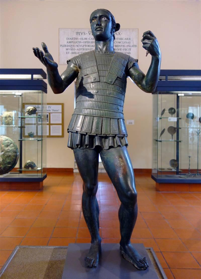 Одежда и украшения этрусков история
