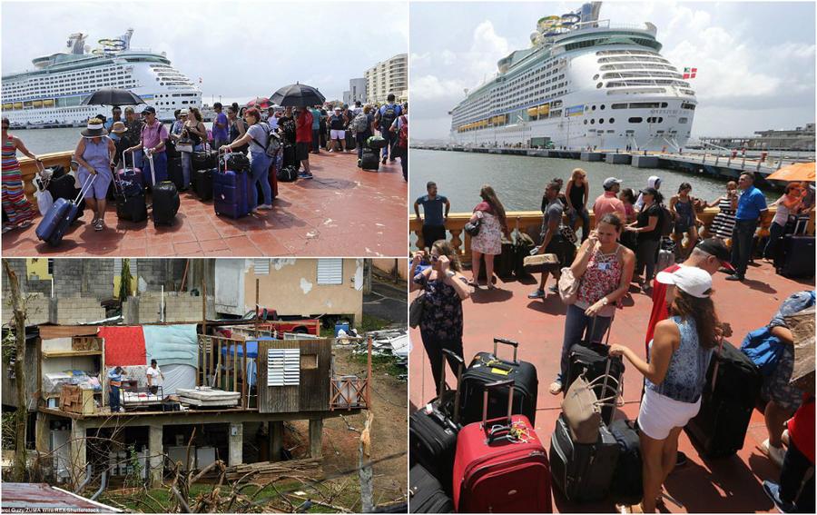 Массовая эмиграция пуэрторик…