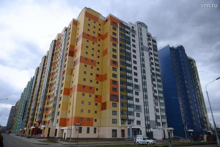 Продажи столичных квартир растут