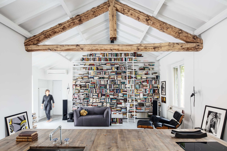 Стеллаж во всю стену: 30+ удачных идей идеи для дома,интерьер и дизайн