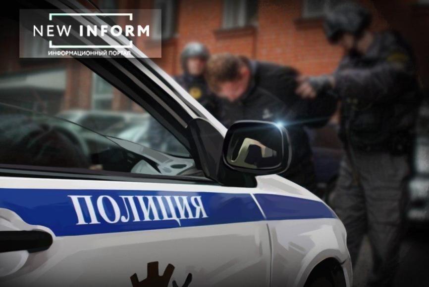 Москвич угнал иномарку в Под…