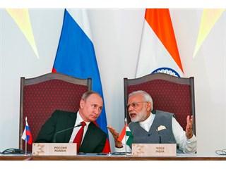 Россия — Индия: партнерство, но не союз геополитика