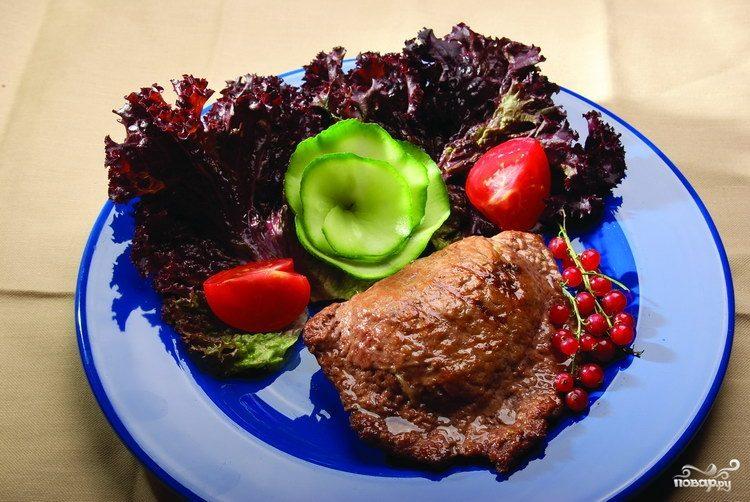 Мясо по-чешски