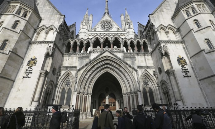 Дело о долге Украины: Россия подала апелляцию в Верховный суд Англии
