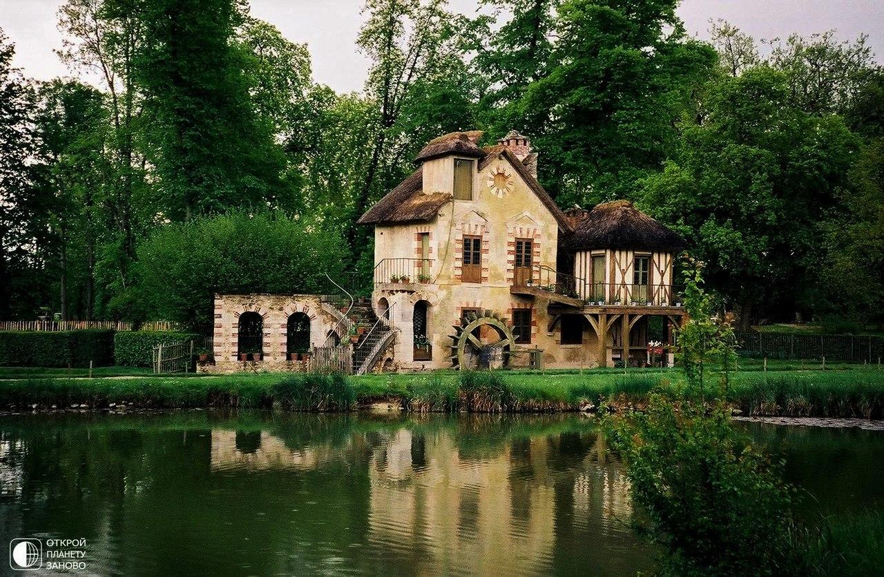 Деревня Марии Антуенетты в Версале