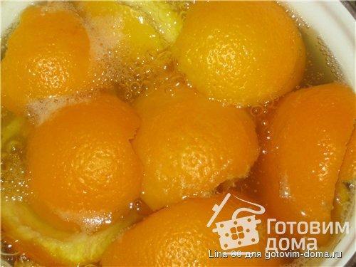 Апельсиновые цукаты фото к рецепту 1