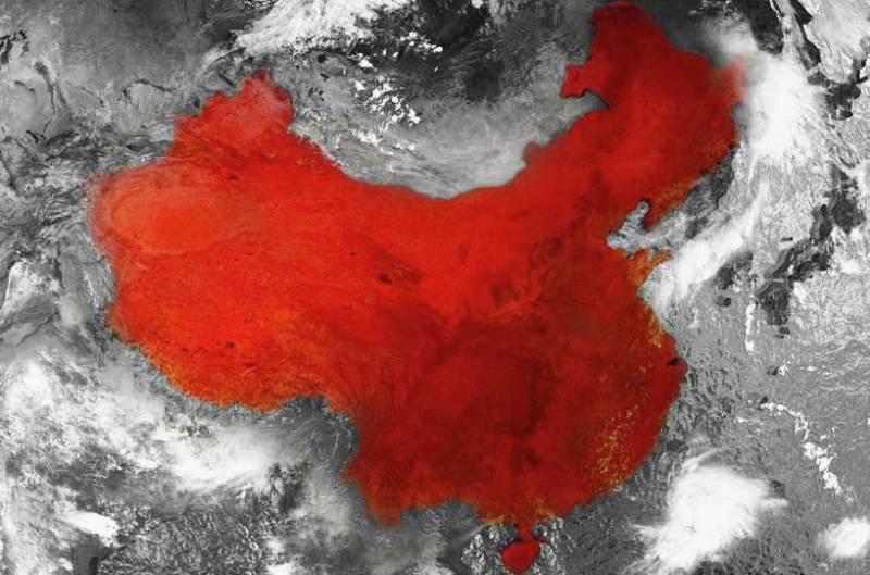 Американская стратегия противовеса с китайскими особенностями геополитика