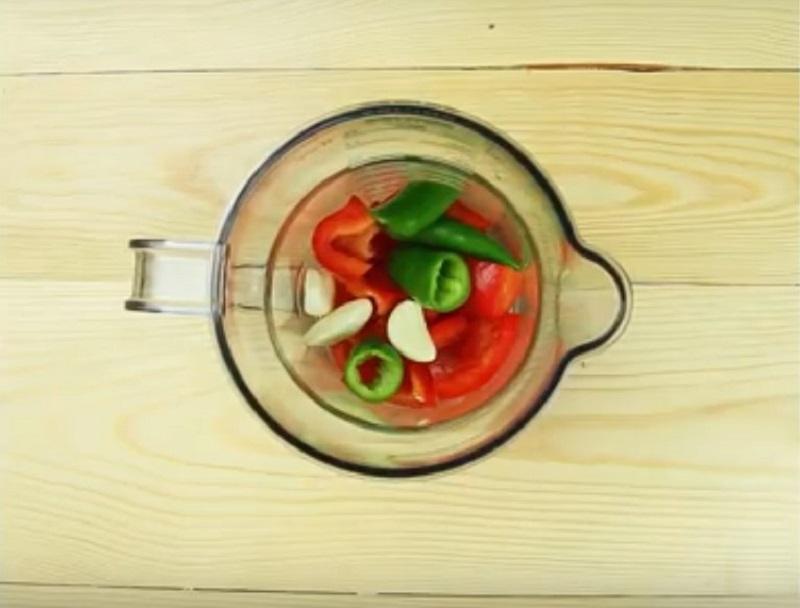 Помидоры по-корейски — супер закуска к шашлыку! рецепты