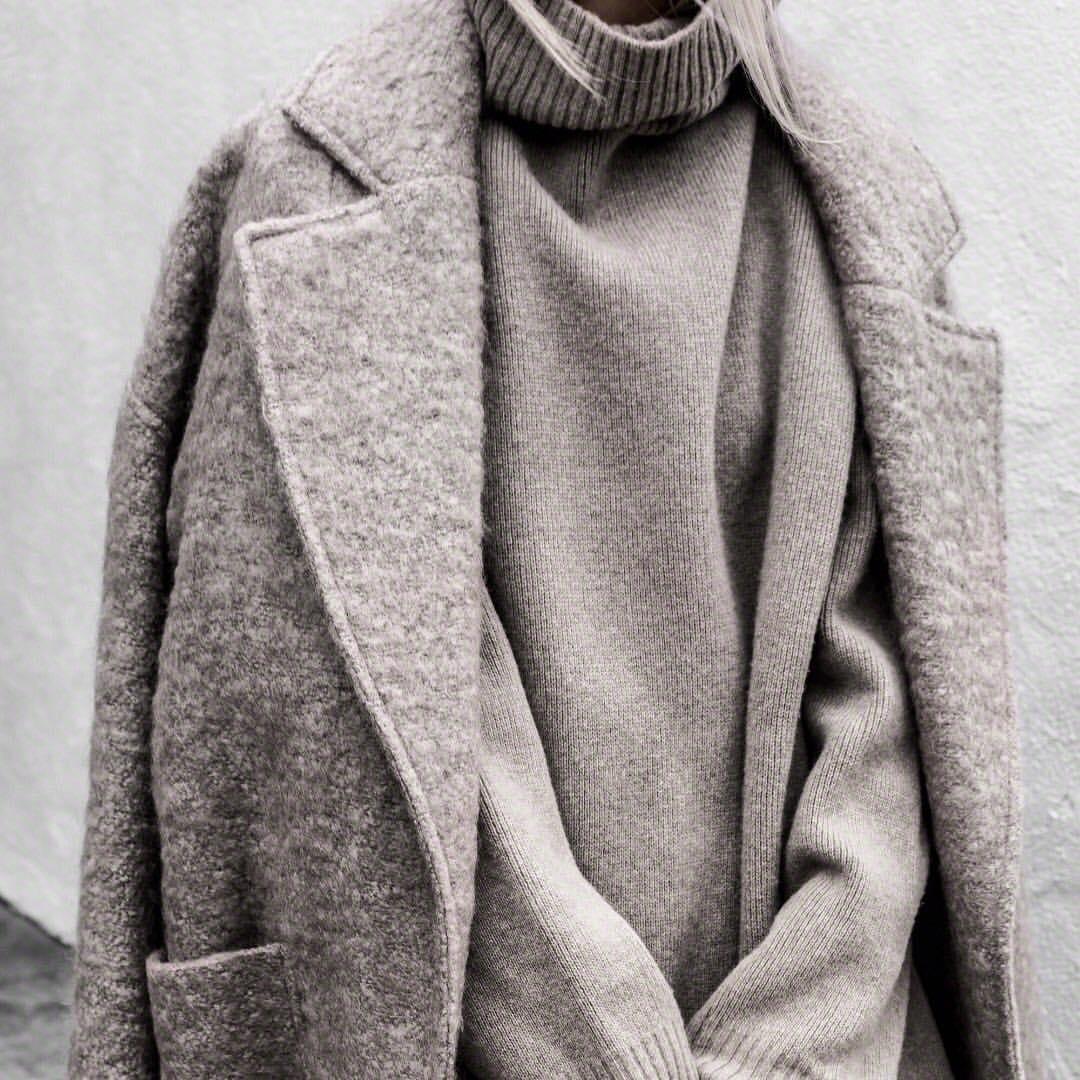 По-настоящему элегантно и женственно — модные образы в стиле минимализм