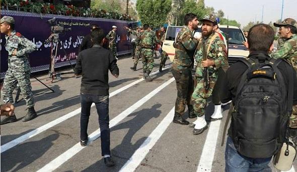 Теракт в Иране: Саудовская Аравия отрицает свою причастность