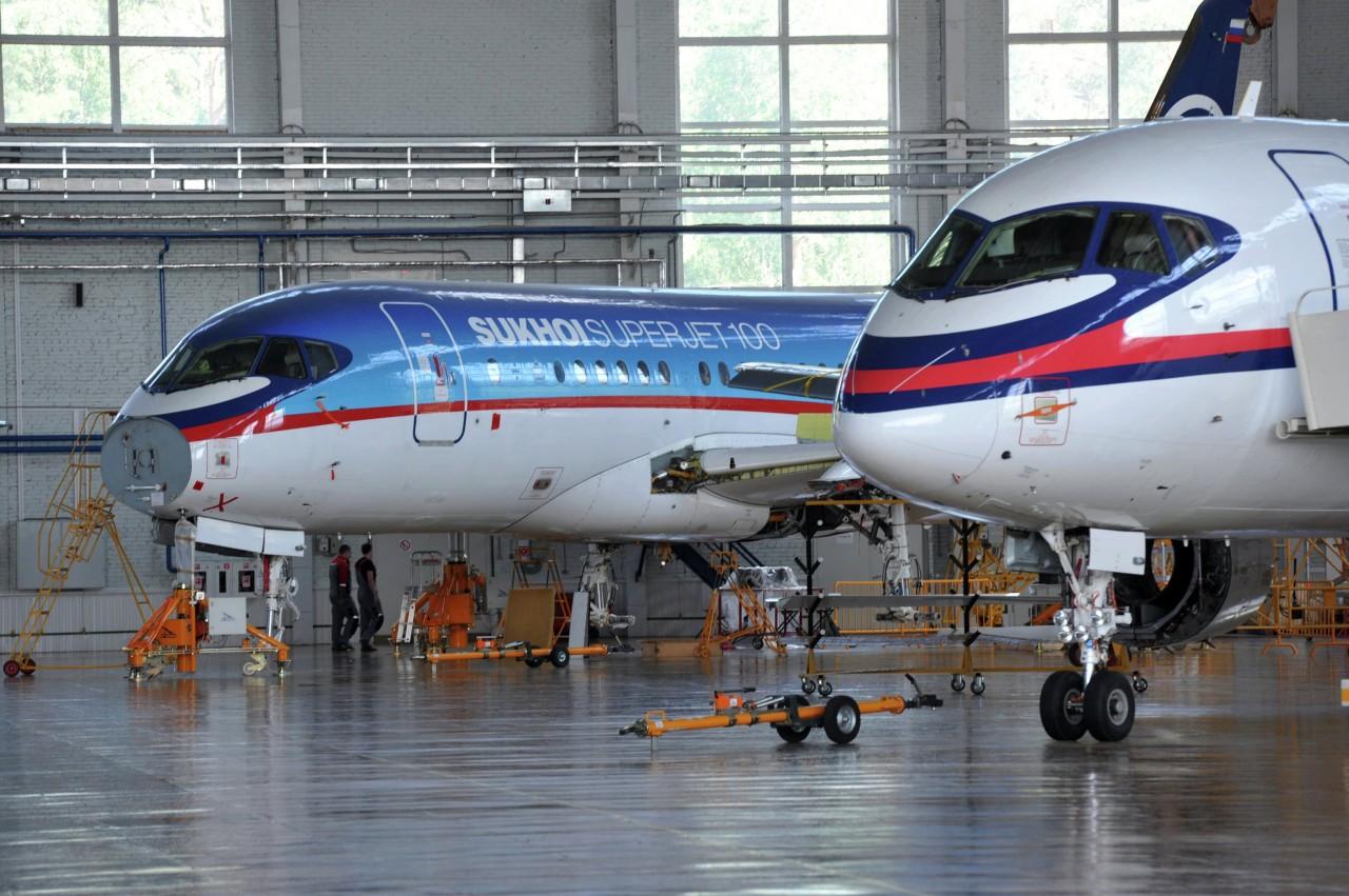 Новак: Россия провела переговоры с Ираном по поставкам самолетов SSJ-100
